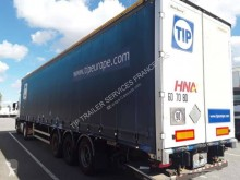 Used tautliner semi-trailer Fruehauf RIDEAUX COULISSANT AVEC HAYON