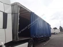 Trailer Schmitz Cargobull RIDEAUX COULISSANT tweedehands Schuifzeilen