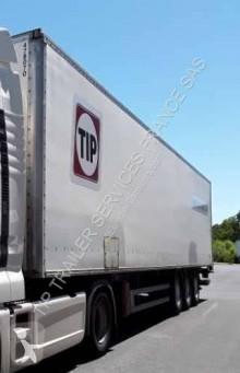 Semirremolque furgón caja polyfond Fruehauf FOURGON 3 ESSIEUX AVEC PORTE RELEVABLE ET HAYON