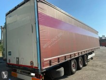 Used tarp semi-trailer Krone