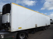 Schmitz Cargobull mono temperature refrigerated semi-trailer Carrier Vector 1850 MT, huckepack, multitemp dubbelstock,double stock,BPW 265 cm hoog