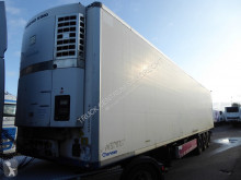 Krone Thermoking Spectrum dual temp 265 cm hoog BPW trommel semi-trailer used mono temperature refrigerated