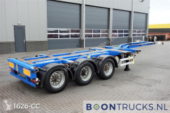 Semi remorque Pacton T3-010 | 2x20-30-40-45ft HC * MULTI CHASSIS porte containers occasion