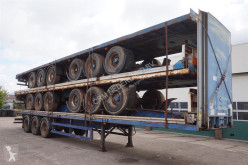 Semirimorchio cassone Flatbed Stack / RoR / Drum