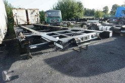 Krone Box Liner SDC 27 eL20 semi-trailer used chassis