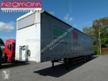 Used tarp semi-trailer Schmitz Cargobull SCS 24/L-13,62 MB VARIO, Lift,100 m³, deutsch
