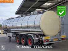 Burg BPO 12-27 Z 35.500 Ltr / 3 / Chemie semi-trailer used chemical tanker