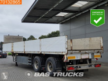 Kotschenreuther STL-220 520cm extendable 2x Hydr. Steering axle semi-trailer used flatbed