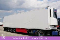 Semi remorque frigo Schmitz Cargobull SKO 24 / LENKACHSE / DOPPELSTOCK / BLUMENBREITE