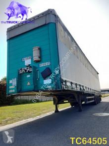 Semirimorchio Schmitz Cargobull Curtainsides Teloni scorrevoli (centinato) usato