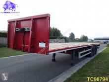 Flatbed semi-trailer used flatbed