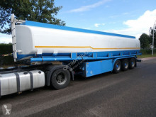 Kässbohrer STB 41/10-24 41000 liter 6 comp /TELWERK-COMPTEUR-COUNTING semi-trailer used chemical tanker