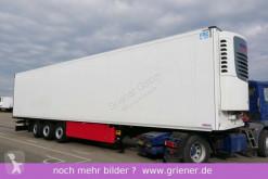 Semirremolque isotérmica Schmitz Cargobull SKO 24 / LENKACHSE / DOPPELSTOCK / BLUMENBREITE