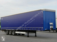 Used tarp semi-trailer Krone CURTAINSIDER /STANDARD/ CODE XL / MULTILOCK /