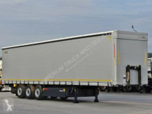 Used tarp semi-trailer Kögel CURTAINSIDER /STANDARD/ LIFTED AXLE /CODE XL /