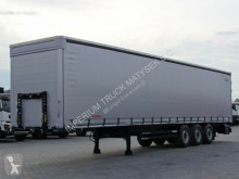 Used tarp semi-trailer Kögel CURTAINSIDER /STANDARD/ LIFTED AXLE /NOT USED /