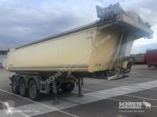 Yarı römork damper Schmitz Cargobull Benne aluminium 24m³