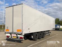 Полуприцеп Groenewegen Trockenfrachtkoffer Standard фургон б/у