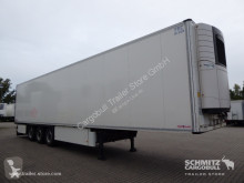 Yarı römork Schmitz Cargobull Tiefkühler Standard Doppelstock izoterm ikinci el araç