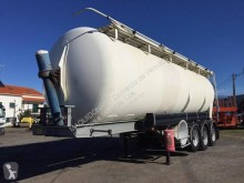 General Trailers CITPULV semi-trailer used tanker