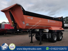 Trailer Fruehauf UNUSED full steel tweedehands kipper