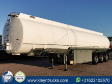 Parcisa FUEL 47000 LITER toploading + pump semi-trailer used tanker