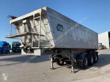 Menci Semi reboque semi-trailer used tipper