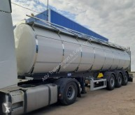 Menci SANTI - 30/3 Heating - ready for delivery semi-trailer used food tanker