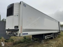 Lamberet semi-trailer damaged refrigerated