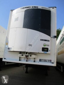 Schmitz Cargobull MONOTEMPERATURE semi-trailer used mono temperature refrigerated