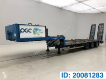 Semirimorchio trasporto macchinari Robuste Kaiser Low bed trailer