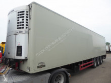 Chereau mono temperature refrigerated semi-trailer Thermoking SL 200, BPW , height 260 TUV 04/2021