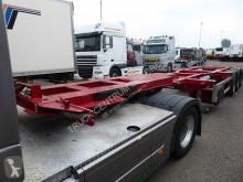 D-TEC Raven Drag & Go multi chassis , Diskbreakes semi-trailer used container