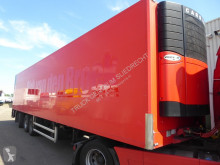Floor mono temperature refrigerated semi-trailer FLO-17-27K1 MUlti temp, Trennwand, Kabelgesteuerd, , Silentpack