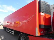 Floor FLO-17-27K1 MUlti temp, Trennwand, Kabelgesteuerd, , Silentpack semi-trailer used mono temperature refrigerated