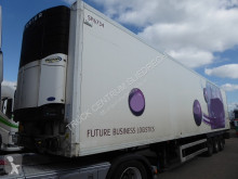 Gray & Adams Carrier Vector 1800 , 265 height BPW Discbrakes Flowerwidth semi-trailer used mono temperature refrigerated