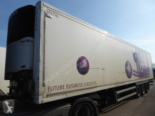 Trailer koelwagen mono temperatuur Gray & Adams Carrier Vector 1800 , 265 height BPW Discbrakes Flowerwidth