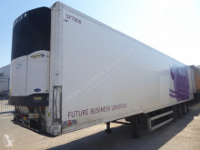 Gray & Adams Carrier Vector 1800 , 265 height BPW Discbrakes 260 -265 height, Flowerwidth, semi-trailer used mono temperature refrigerated
