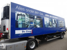 Kögel mono temperature refrigerated semi-trailer Thermoking, City Liner, LBW 1 Achse, lenk,Thermo king SL 100, TUV 11/2020
