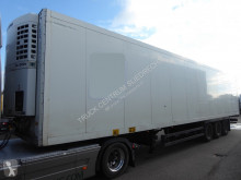 Schmitz Cargobull Thermoking SL200 e,260 Hoog,Alu Bodem,dikke wanden semi-trailer used mono temperature refrigerated