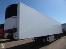 Semi remorque Pacton Carrier Vector Silentpack, LWB, BLumenbreit, 260 Hoch, BPW, Stang gelenkt, Piek frigo mono température occasion