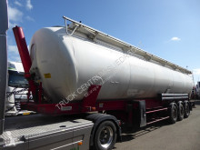 Semirremolque Spitzer SK 65 CAL,Kippsilo,staub und Rieselgüter,65.000 liter cisterna usado