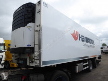 Semirimorchio frigo monotemperatura Van Eck Carrier Maxima 1200, LBW 2500 kgs, Blumenbreit