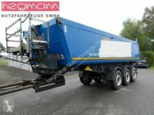 Semirremolque volquete Schmitz Cargobull SKI 24, 24 m³, Alu-Mulde, Stahl-Chassis, Alcoa