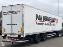 Van Hool box semi-trailer GESLOTEN TRAILER