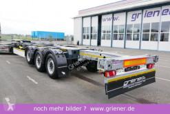 Semi remorque châssis Schmitz Cargobull SCF 24 G 45 EURO 20/30/40/45/2 x 20 fuss LIFT