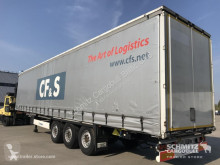Semi remorque Krone Semitrailer Curtainsider Standard rideaux coulissants (plsc) occasion