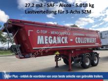 Semirremolque volquete Schmitz Cargobull Kipper Standard 27m³