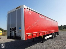 Wielton NS3 semi-trailer used tarp