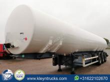 LAG FUEL bottomloading semi-trailer used tanker